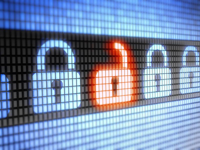 internet lock