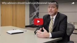 Why every advisor needs a professional network