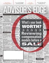 Advisor's Edge February 2019 cover