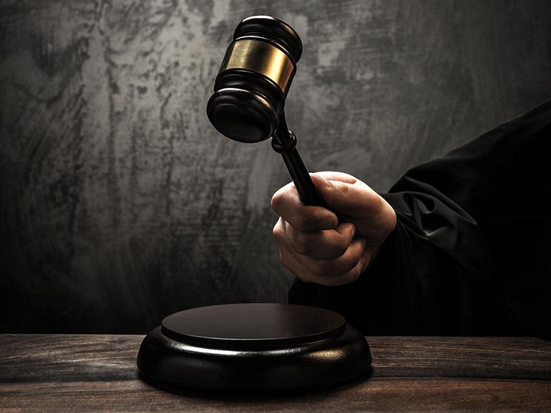 court gavel regulatory