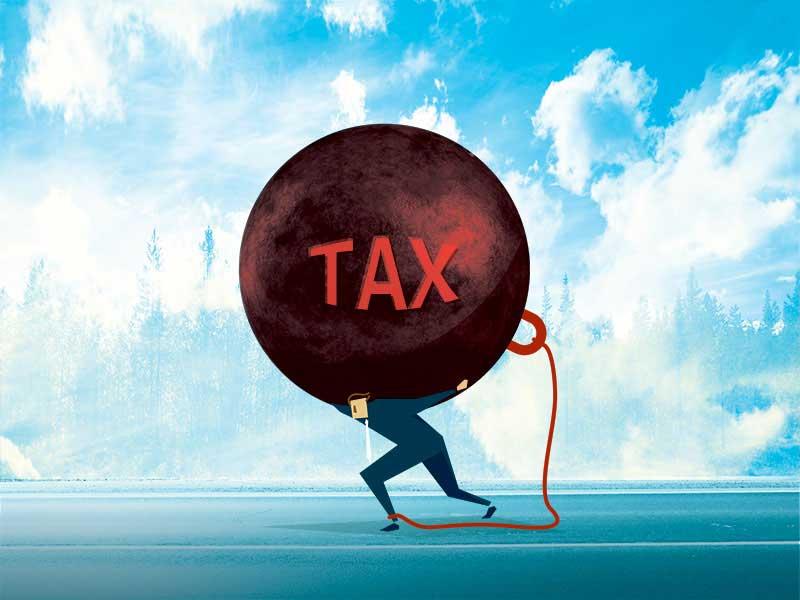 Employee stock options taxes