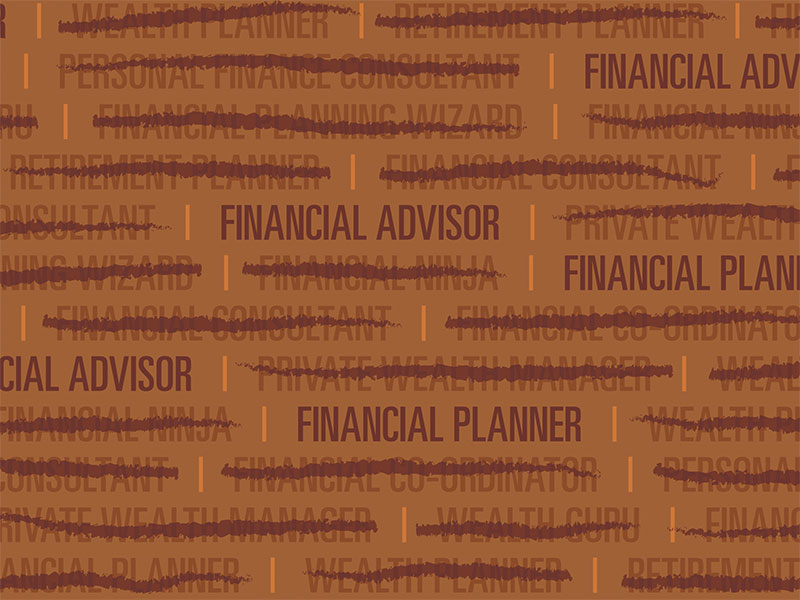 confusing array of advisor titles