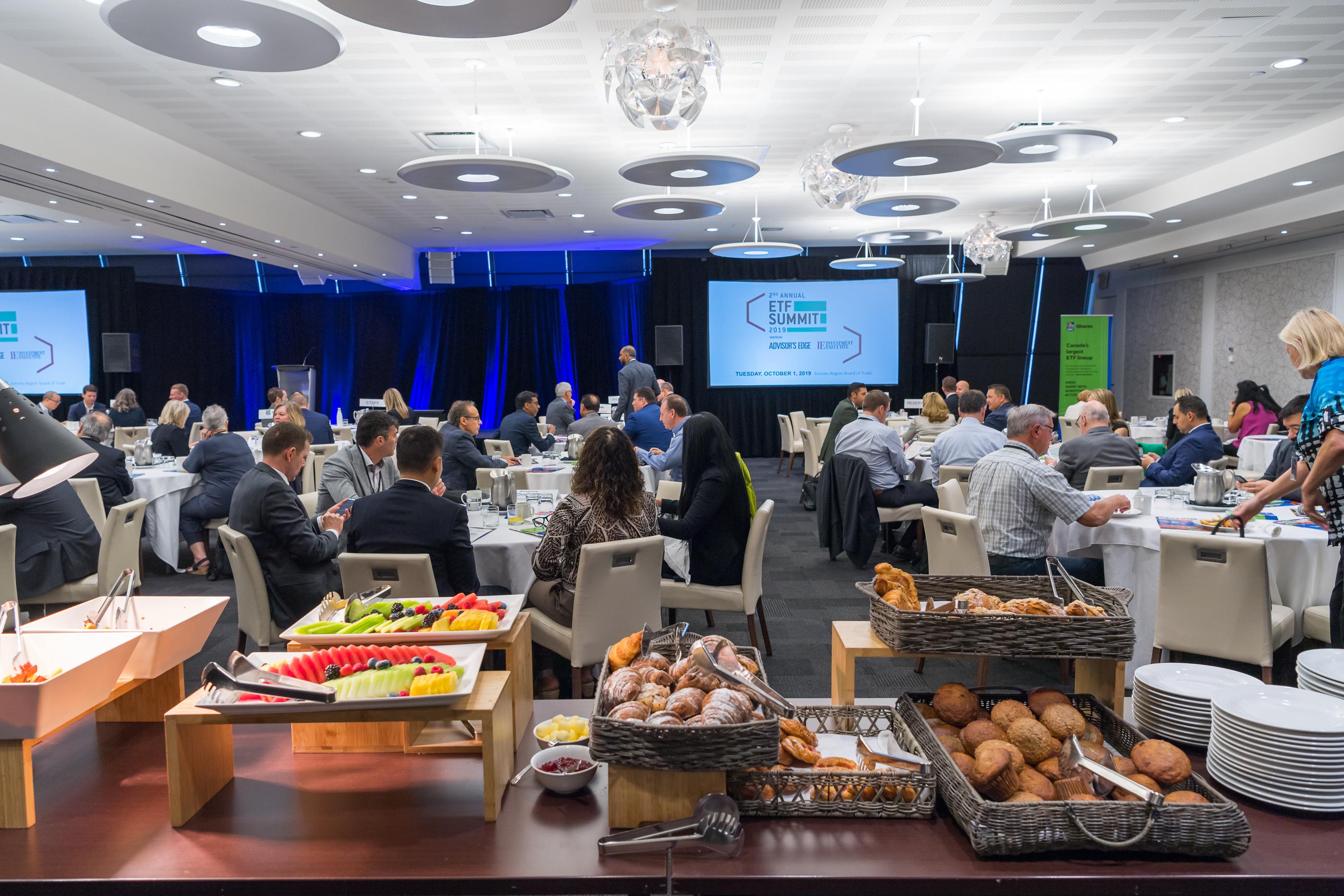 ETF Summit 2019