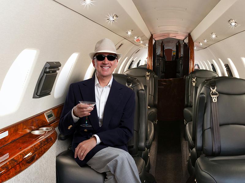 wealthy investor