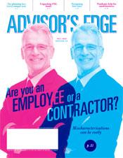 Advisor's Edge Fall 2020 issue