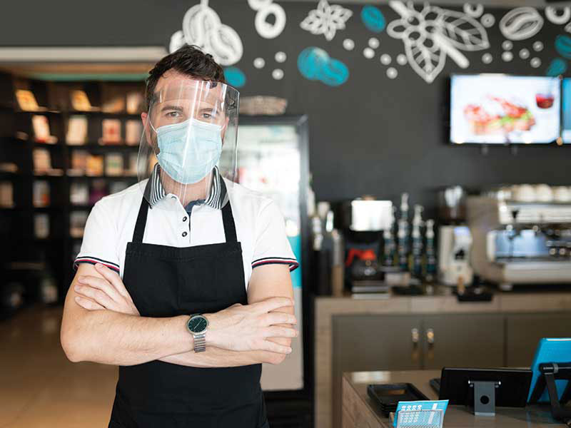 small business owner during the pandemic